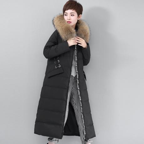 羽绒服批发:长款羽绒服货源的优化设计